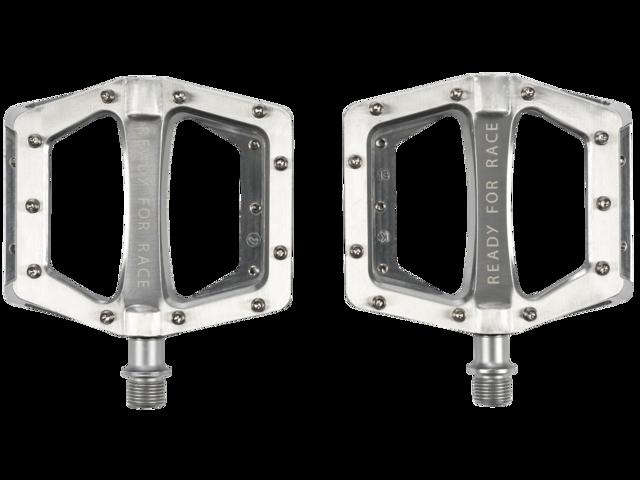 Cube RFR Flat Race Pedale grey